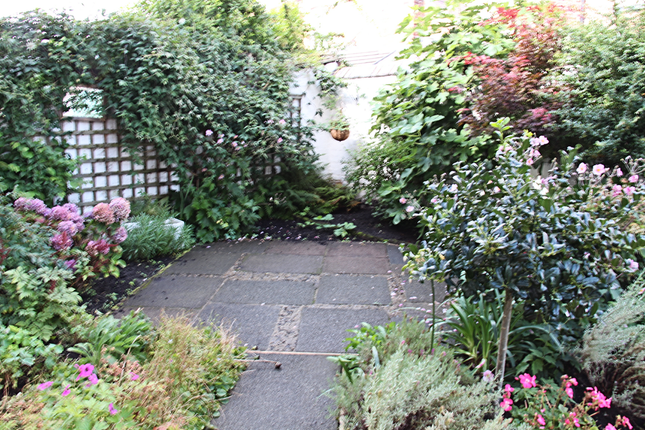 Communal Garden of Hallville Road, Mossley Hill, Liverpool L18