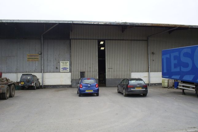 Thumbnail Industrial for sale in Spencer Industrial Estate, Buckley
