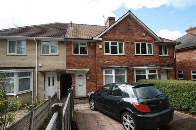 Thumbnail Terraced house to rent in Kings Road, Kingstanding, Birmingham, West Midlands