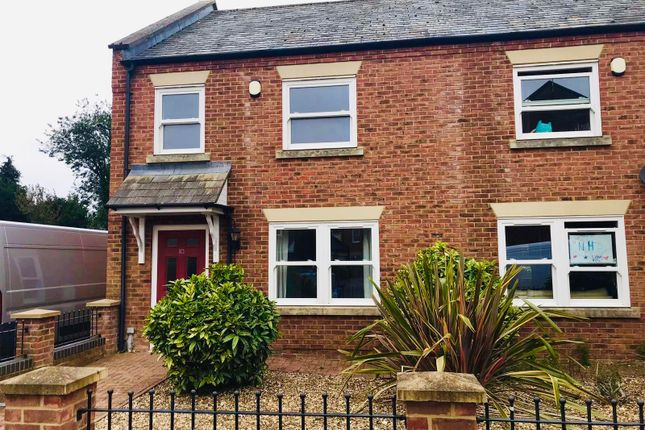 3 bed semi-detached house to rent in Minster Court, Long Sutton, Spalding PE12