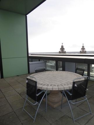Thumbnail Flat to rent in 158 Unity Building, 3 Rumford Place, Liverpool