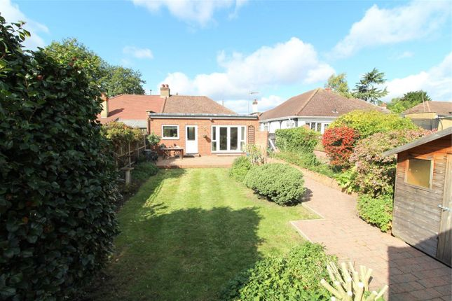 2 bed semi-detached bungalow for sale in Cadbury Road, Sunbury On Thames