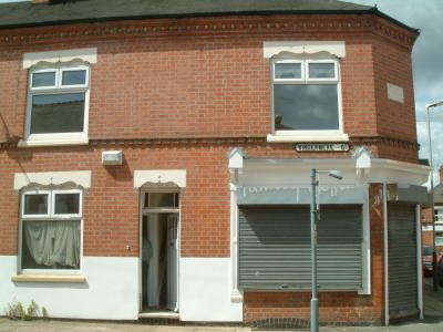 Thumbnail Flat to rent in Windermere Street, Leicester