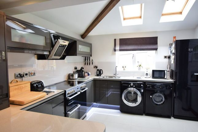 Thumbnail Semi-detached house for sale in Odell Way, Walton-Le-Dale, Preston