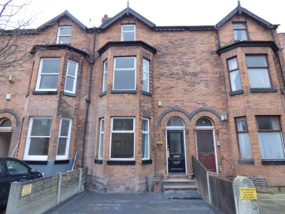 Thumbnail Terraced house for sale in Warwick Road, Chorlton Cum Hardy, Manchester, Greater Manchester