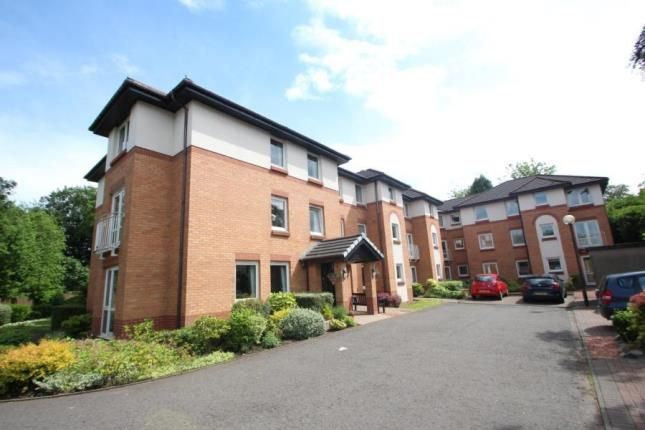 Thumbnail Property for sale in Strawhill Court, 4 Strawhill Road, Clarkston, East Renfrewshire