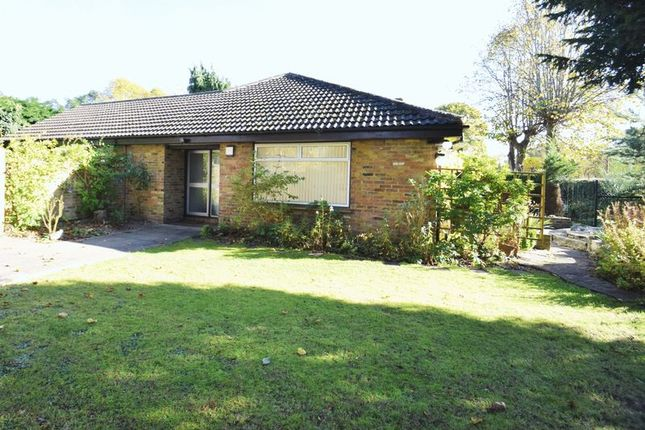 Thumbnail Bungalow to rent in Orchehill Rise, Gerrards Cross