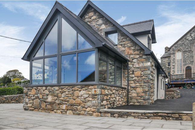 Thumbnail Detached house for sale in Tan Y Foel, Dyffryn Ardudwy