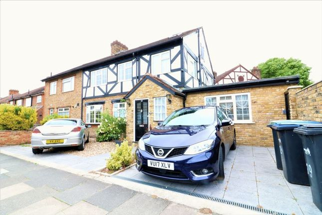 Thumbnail Semi-detached house for sale in Chalfont Road, London