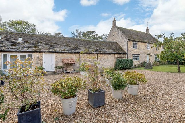 Thumbnail Detached house for sale in Casewick, Stamford, Lincolnshire