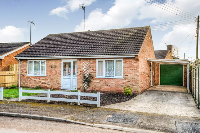 Thumbnail Detached bungalow for sale in Waterloo Crescent, Bidford-On-Avon, Alcester