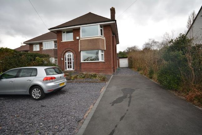 Thumbnail Detached house to rent in Grange Cross Lane, West Kirby, Wirral