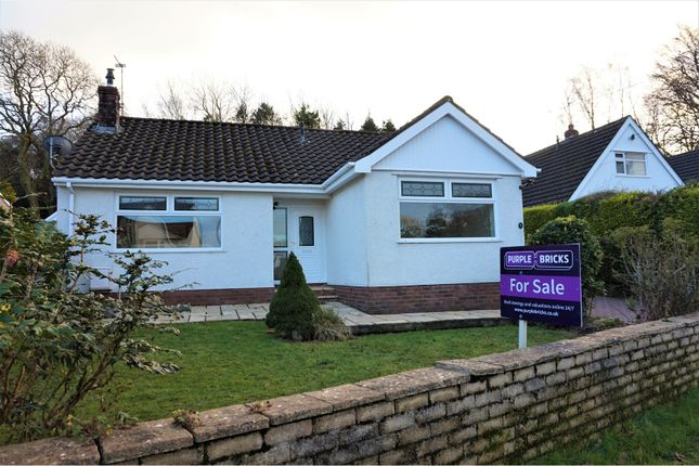 Thumbnail Detached bungalow for sale in Cae Mansel Road, Gowerton