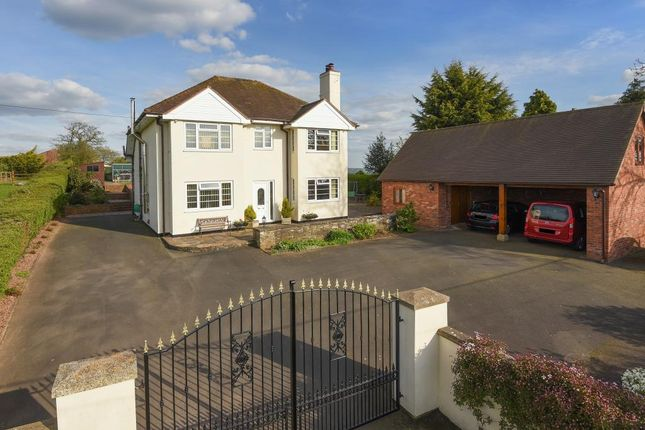 Thumbnail Detached house for sale in Nr. Clee Hill, Tenbury Wells