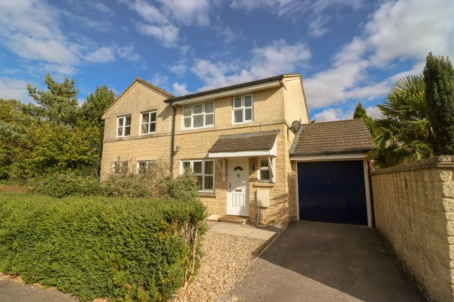 Thumbnail Semi-detached house to rent in Burnt House Road, Sulis Meadows, Bath