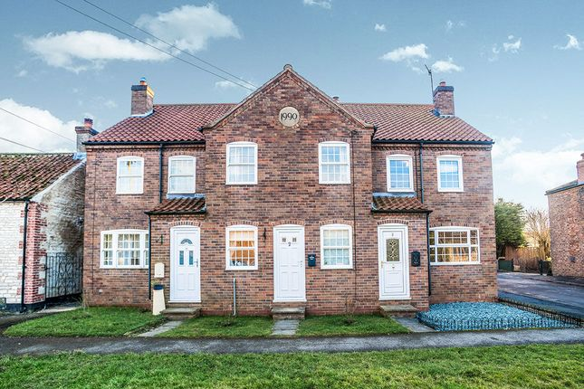 Thumbnail Semi-detached house to rent in Wilson Cottages, Weaverthorpe, Malton