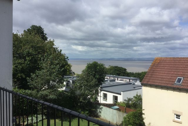 Thumbnail Duplex to rent in West Hill Court, Portishead