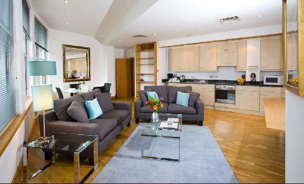 Thumbnail Flat to rent in Monument Street, London