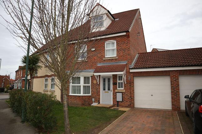 Thumbnail Semi-detached house to rent in Shinewater Park, Kingswood