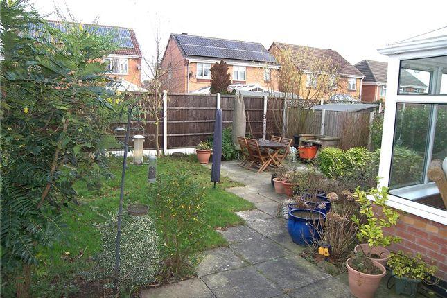Garden of Loom Close, Belper DE56