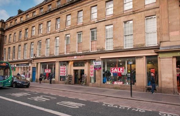 Thumbnail Retail premises for sale in Grainger Street, Newcastle Upon Tyne