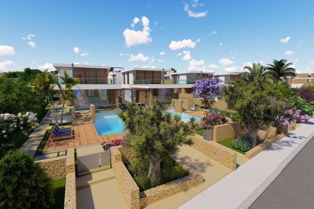 Thumbnail Detached house for sale in Chloraka, Paphos, Cyprus