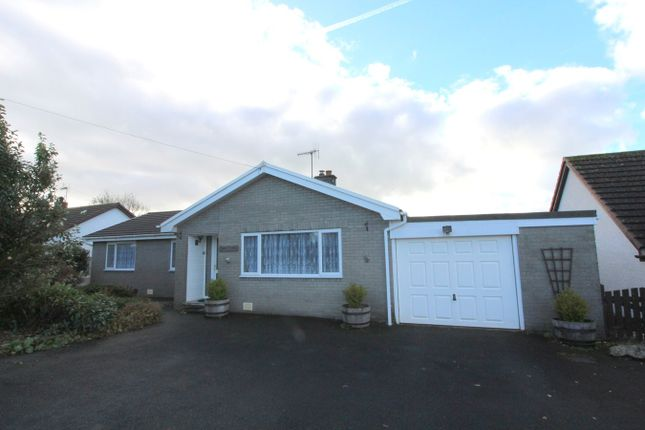Thumbnail Detached bungalow for sale in Drefach, Llanybydder