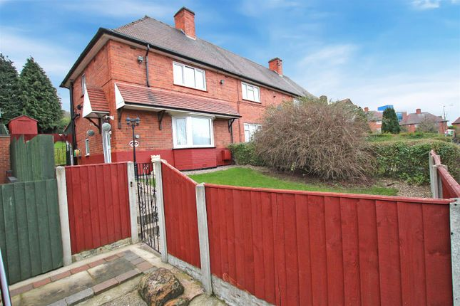 Thumbnail Terraced house for sale in Highcliffe Road, Sneinton, Nottingham