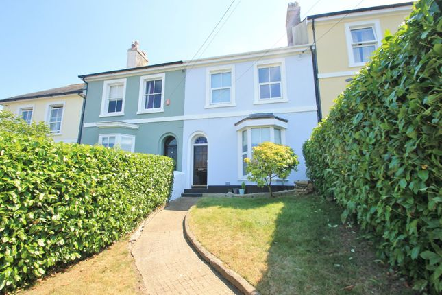 Thumbnail Terraced house for sale in Home Park Road, Saltash, Cornwall