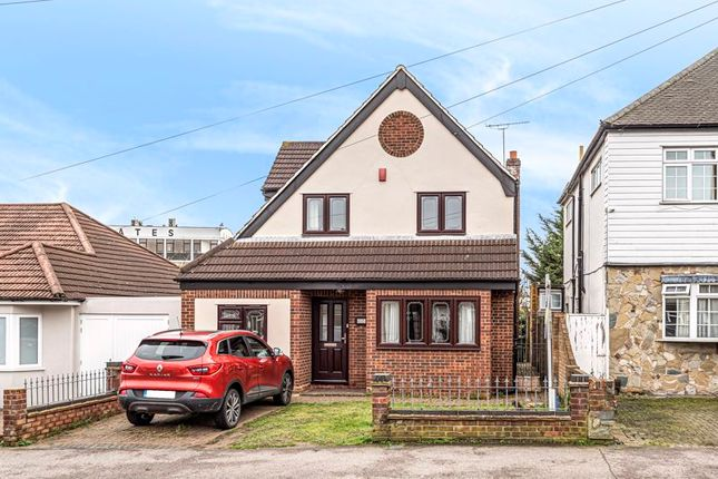 Thumbnail Detached house for sale in Church Road, Harold Wood