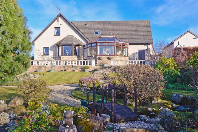 Thumbnail Detached house for sale in Avalon, Bennecourt Drive, Coldstream