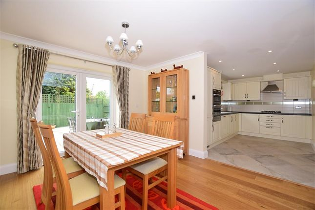 Thumbnail Link-detached house for sale in Carmans Close, Loose, Maidstone, Kent