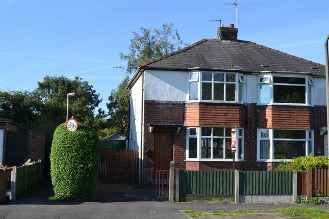 Thumbnail Semi-detached house for sale in Bannister Drive, Leyland