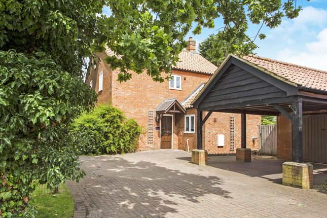 4 bed detached house for sale in Main Road, Narborough, King's Lynn