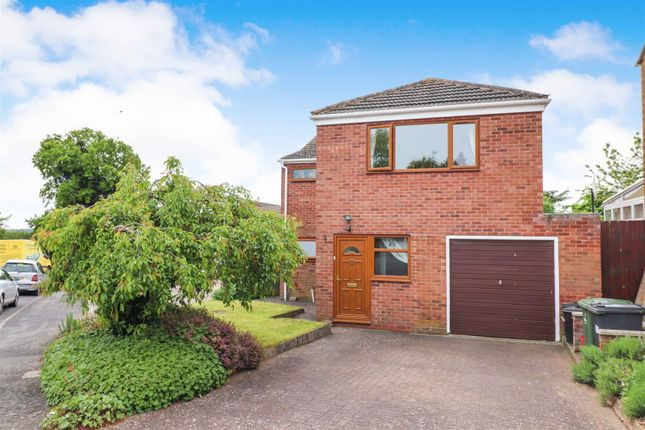 Thumbnail Detached house for sale in Daly Avenue, Hampton Magna, Warwick