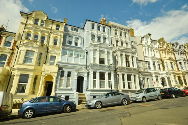 Thumbnail Flat to rent in Warrior Gardens, St. Leonards-On-Sea