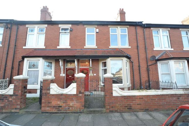 Thumbnail Terraced house for sale in Swindon Terrace, Heaton, Newcastle Upon Tyne