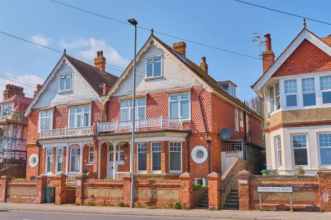 Thumbnail Semi-detached house for sale in Sutton Park Road, Seaford