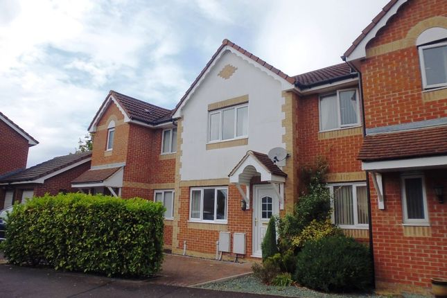 Thumbnail Terraced house to rent in Aspen Park Road, Weston Super Mare