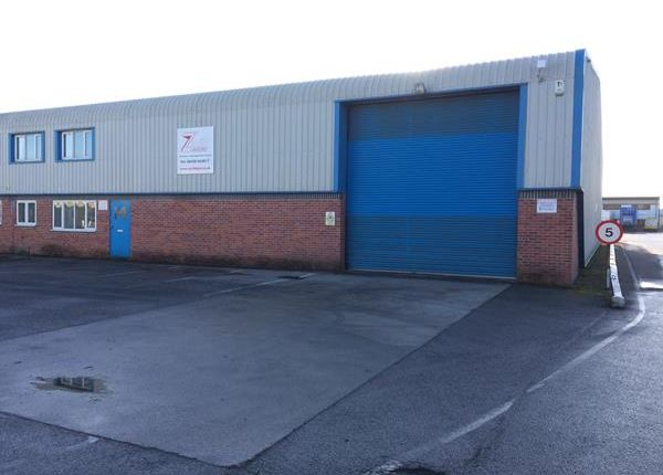 Thumbnail Light industrial to let in Unit 14 Bypass Park Industrial Estate, Bypass Park (A612), Sherburn In Elmet, Leeds, Yorkshire
