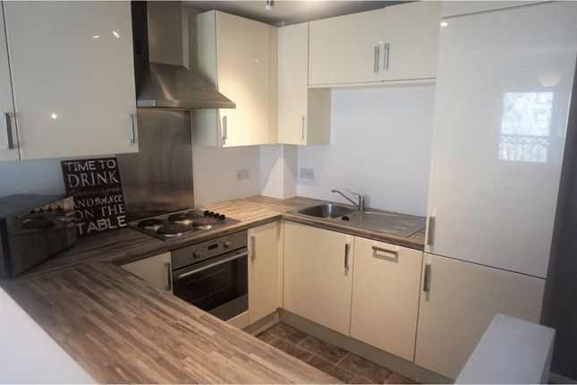 Thumbnail Flat for sale in Bramble Court, Stalybridge