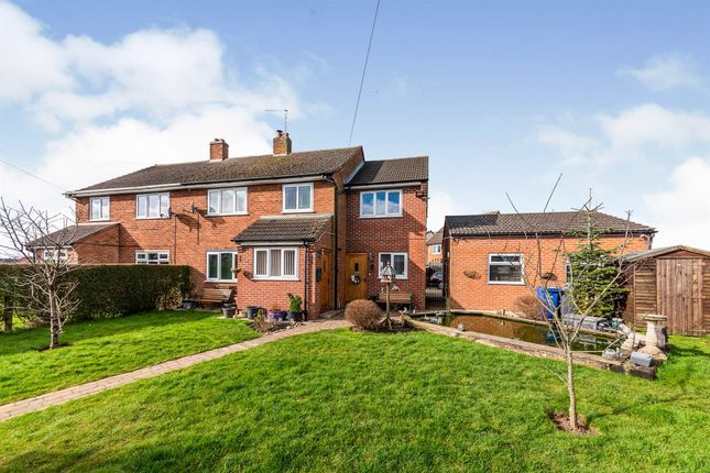 4 bed semi-detached house for sale in Bentley Road, Uttoxeter ST14
