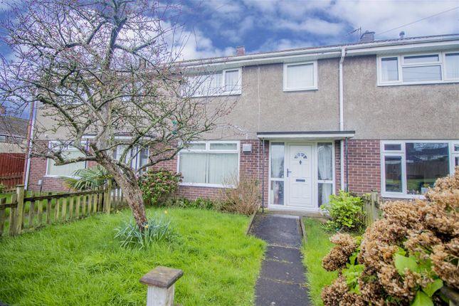 Thumbnail Terraced house for sale in Wiston Path, Fairwater, Cwmbran