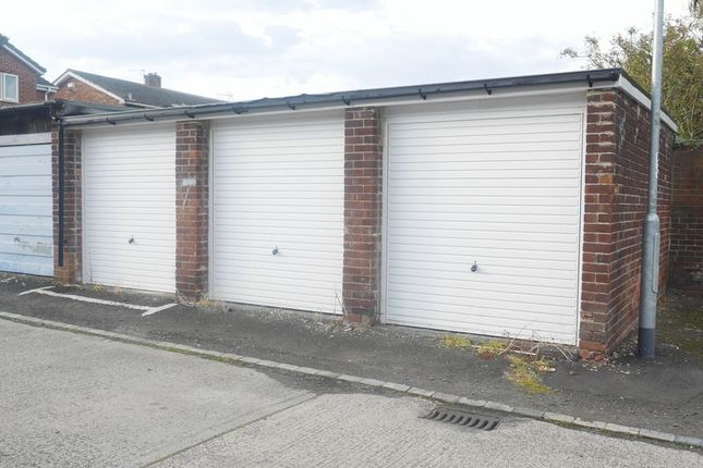 Commercial property to let in Garage Unit 9, Rear Of Ashington Drive, Stakeford