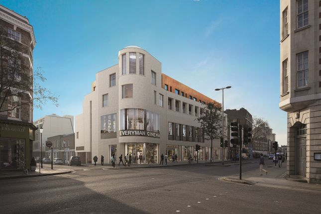 Thumbnail Flat for sale in Kings Road, London