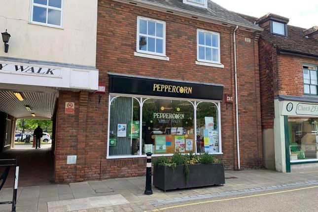 Thumbnail Retail premises to let in 3 Abbey Walk, Romsey