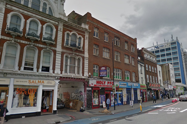 Office to let in Whitechapel Road, London
