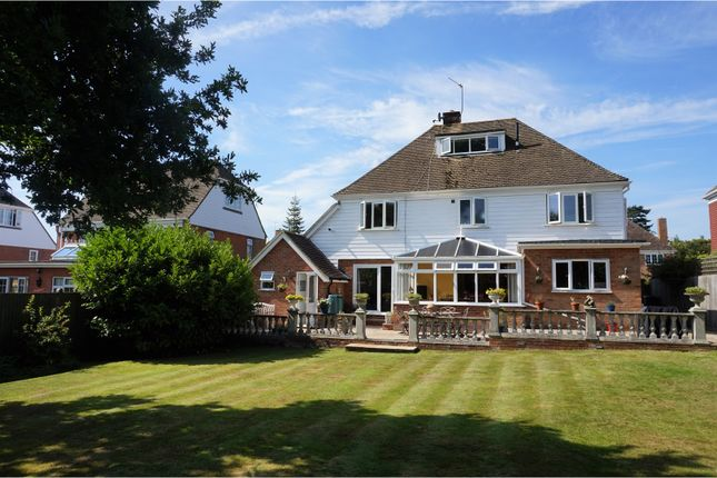 Thumbnail Detached house for sale in Eastgate Road, Tenterden