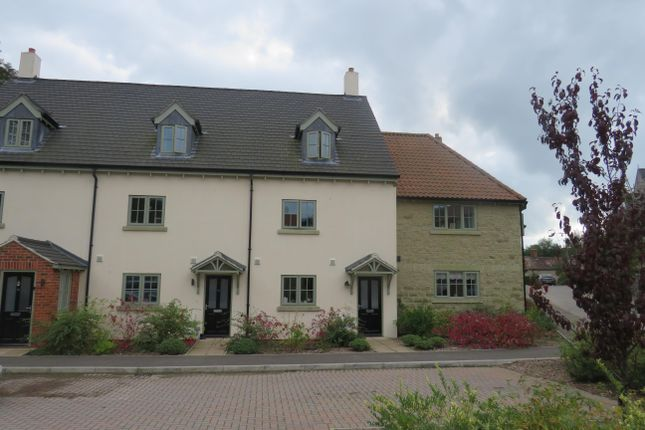Thumbnail Town house to rent in Factory Hill, Bourton, Gillingham