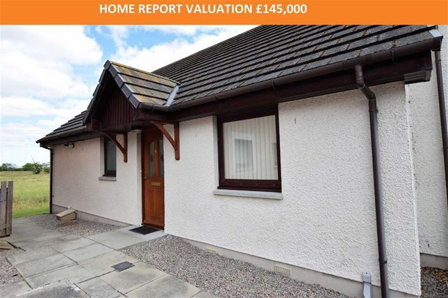 Thumbnail Semi-detached bungalow for sale in Craigend Court, Dingwall, Ross-Shire